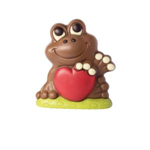 Frosch mit Herz