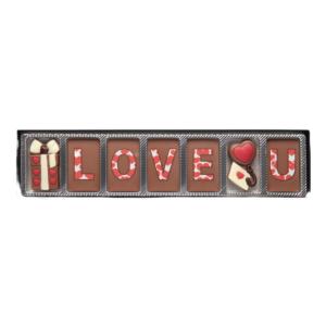 Geschenkverpackung LOVE